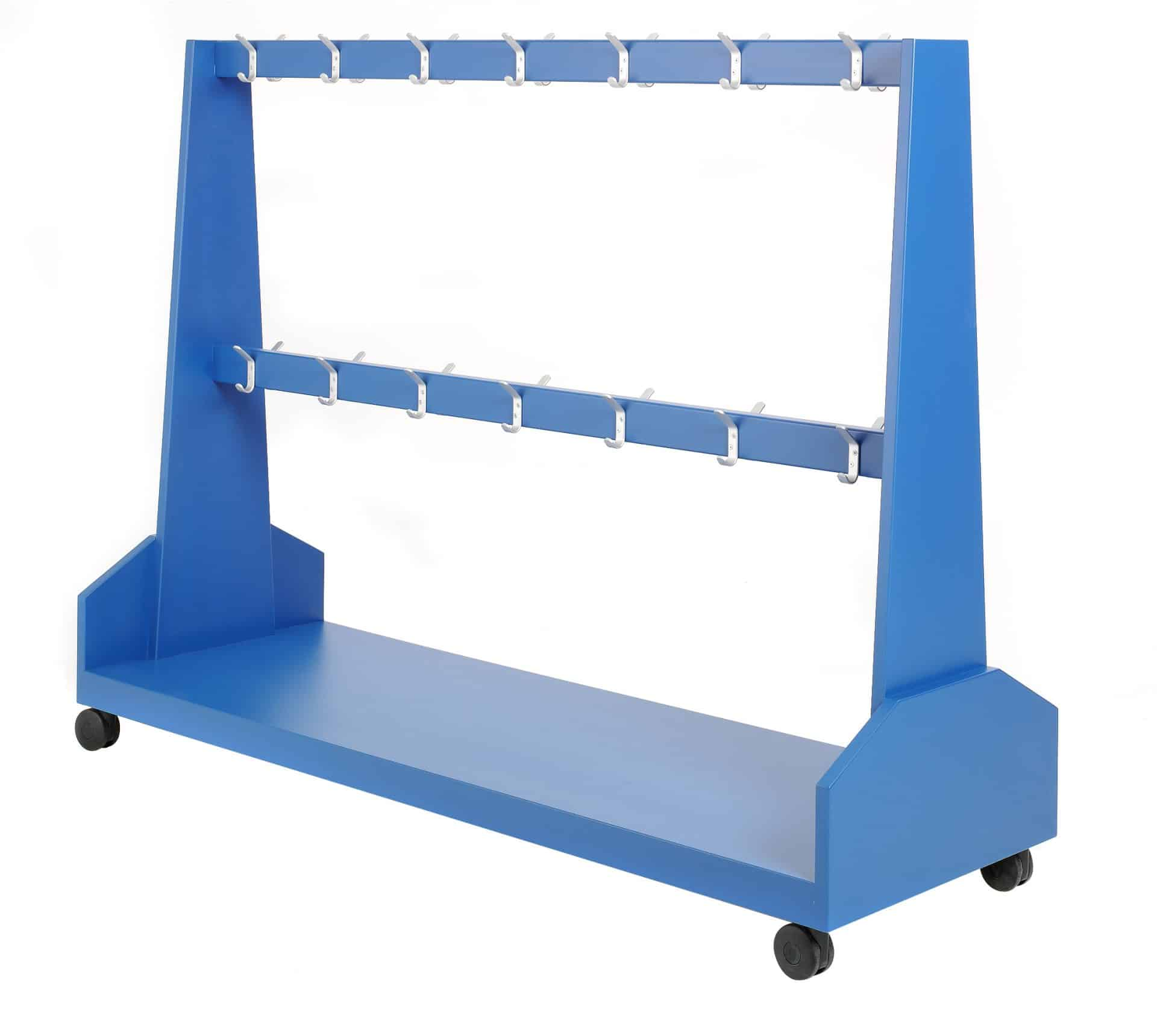 Classroom Furniture Nz ~ Large mobile bag coat trolley d products
