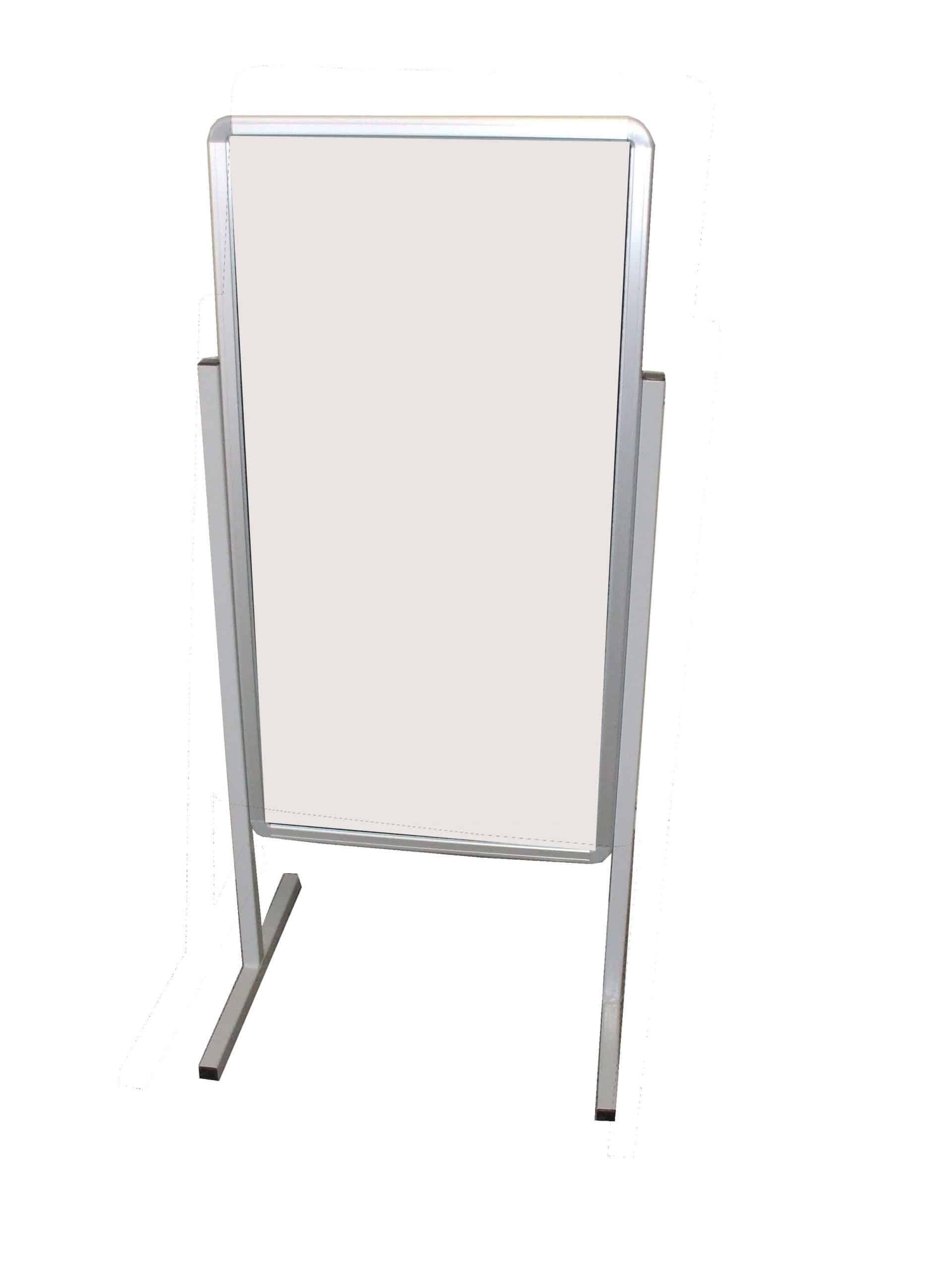 Entryway whiteboard 600 x 900