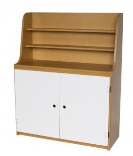 Family Corner Dresser