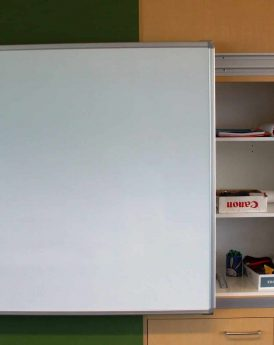 Sliding and Hinged Whiteboards