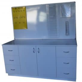 Storage and Whiteboard Display