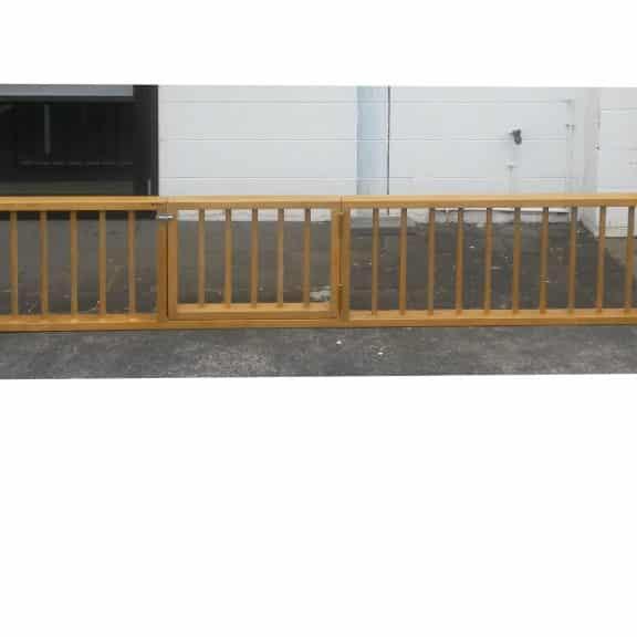 Indoor Fence