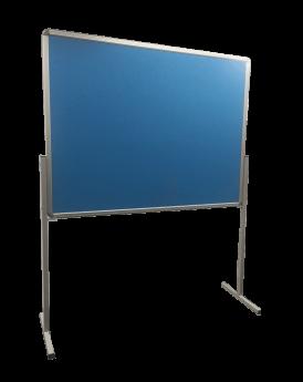 Noticeboard on legs 900 x 1200