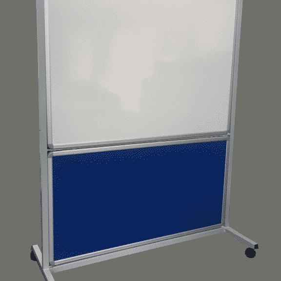 whiteboard room divider